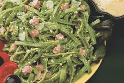 Spinach Noodle Salad