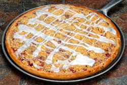 Cherry or Apple Deluxe Fruit Pizza