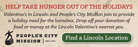 Help Take Hunger out of the Holidays